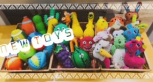【NEW】お手頃価格のワンちゃんのおもちゃ入荷しました❕